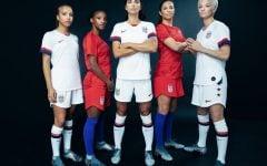 New jerseys inspire women ahead of World Cup