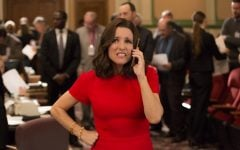 As 'Veep' enters final season, Julia Louis-Dreyfus cements legacy fit for comedy royalty