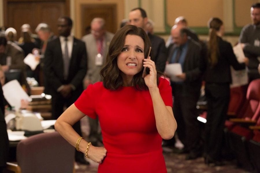 Sitcom That Dare Not Speak Its Real >> As Veep Enters Final Season Julia Louis Dreyfus Cements Legacy