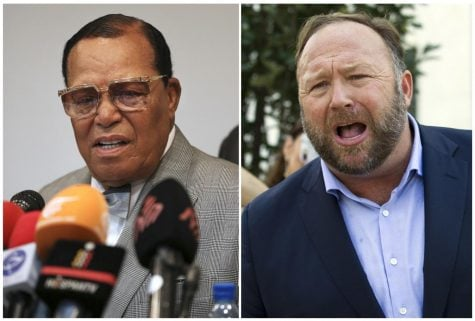 Facebook bans conspiracy theorists from Infowars and Nation of Islam