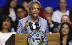 Lori Lightfoot sworn in as Chicago mayor; vows big reforms