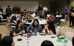 Students break fast and learn about Ramadan at Interfaith Iftar
