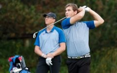 DePaul golfer Charlie Spencer-White.