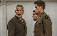 Despite some amusing humor, cynicism, 'Catch-22' never rises to 'must-see' TV