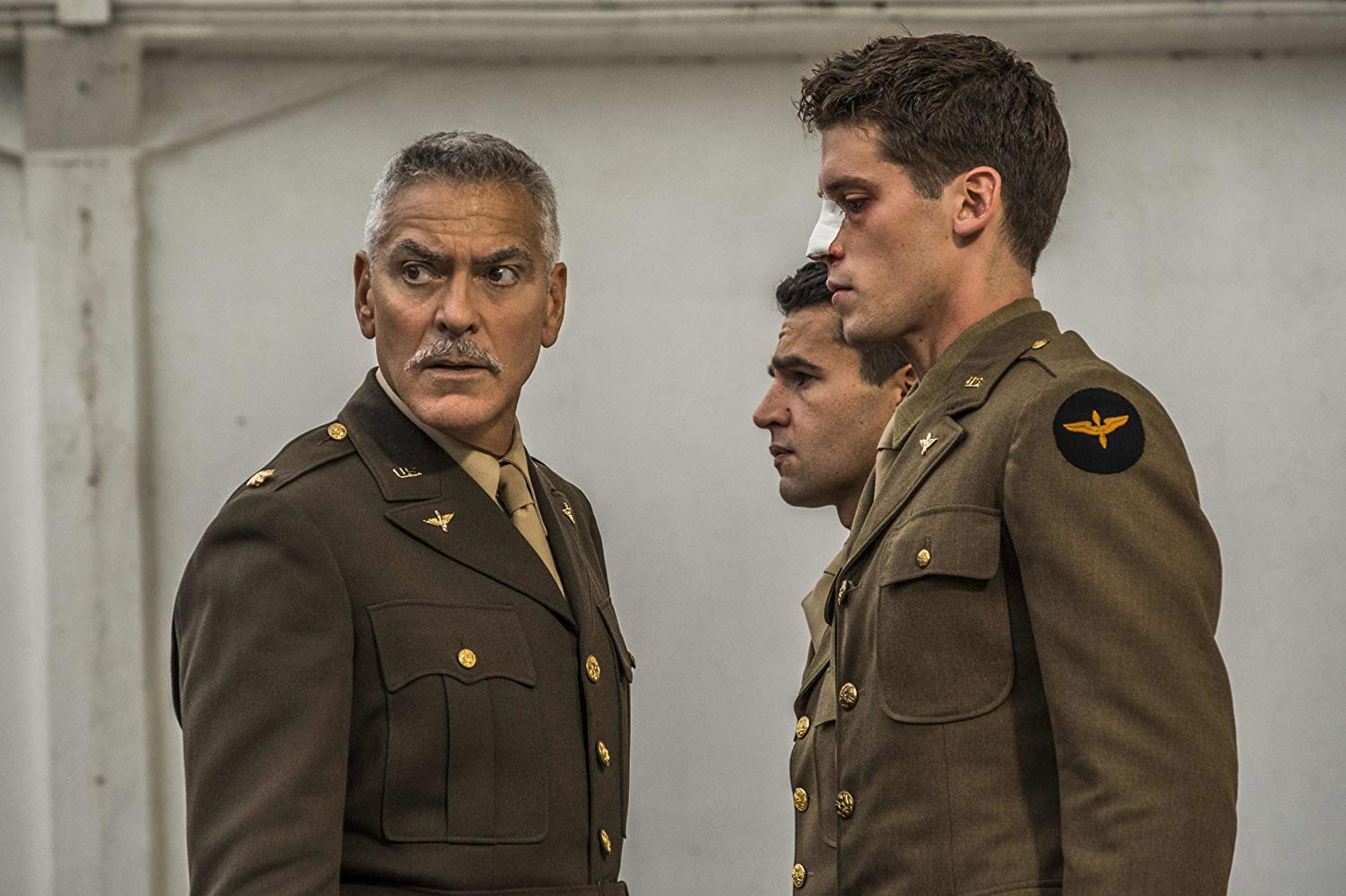 George Clooney produces and stars in Hulu's historical comedy miniseries