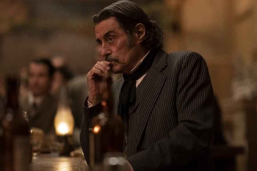 Ian McShane as Al Swearengen in