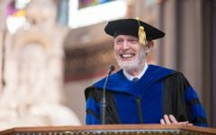 DePaul provost to step down after medical leave
