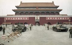 Prosperity, repression mark China 30 years after Tiananmen