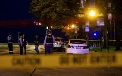 Chicago police: 44 injured, 8 killed in weekend shootings