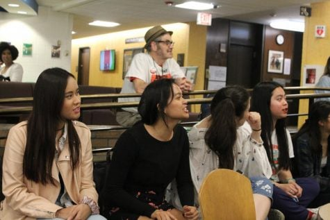 Students lead the conversation at DePaul Listens
