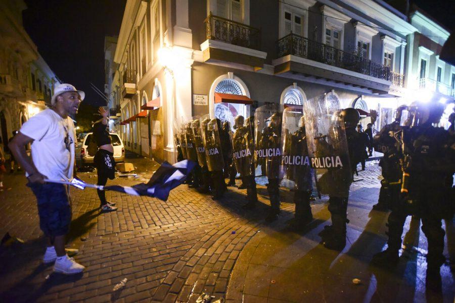 Political crisis deepens in Puerto Rico - The DePaulia