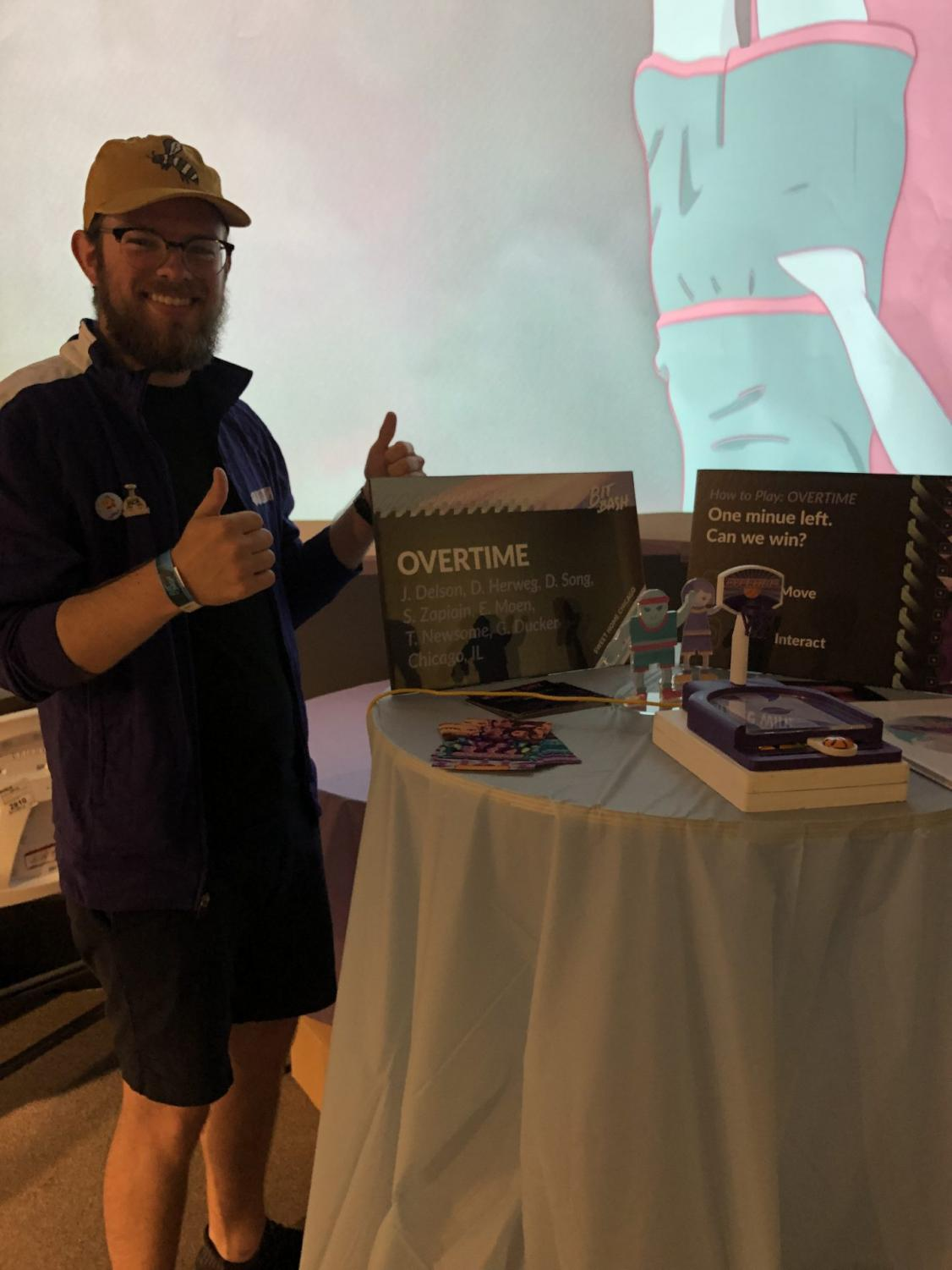 Bit Bash event showcases Chicago game makers - The DePaulia