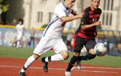 DePaul men's soccer defeats Northern Illinois in first game of Chicago Classic