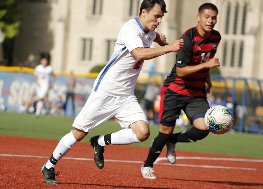 DePaul+men%27s+soccer+defeats+Northern+Illinois+in+first+game+of+Chicago+Classic