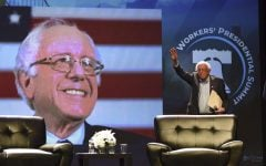 Sanders still wants a revolution, but now he's got company