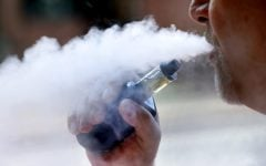 OPINION: Puff your poison: Vaping bans considered after recent deaths