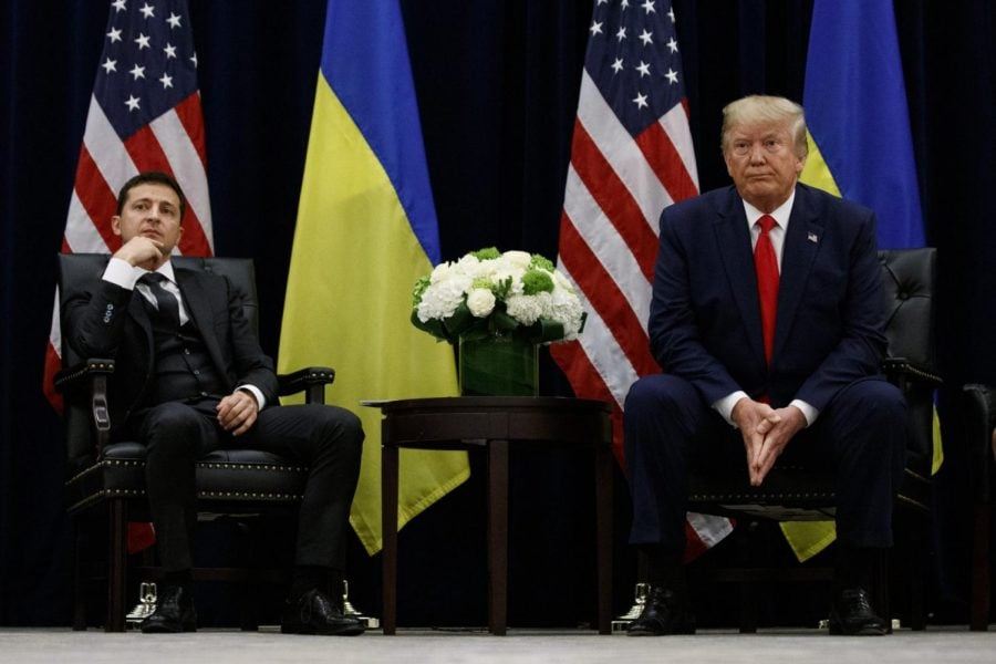 President+Donald+Trump+meets+with+Ukrainian+President+Volodymyr+Zelenskiy+during+the+U.N.+General+Assembly%2C+Sept.+25%2C+2019%2C+in+New+York.