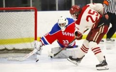 DePaul hockey closed out by Indiana in opening weekend