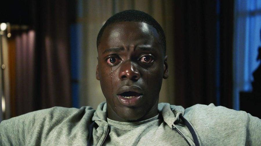 "Chris Washington (Daniel Kaluuya) is paralyzed as he slips into the ""sunken place."""