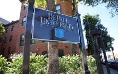 DePaul Faculty Council discusses diversity, renames art school