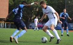 DePaul men's soccer settles for 0-0 against Villanova