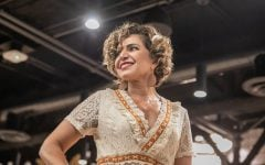 Models show off Mexican-Contemporary designs at Latinx Fashion Show