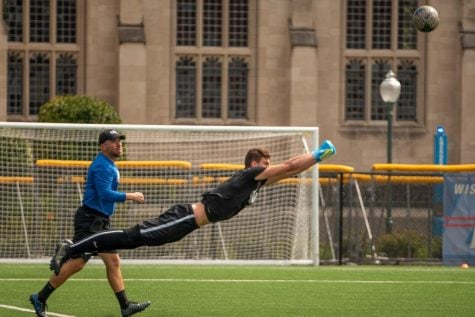 DePaul keeper Robinson returns for conference play