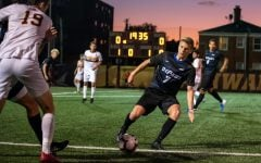 Men's soccer late comeback attempt comes up short at Loyola