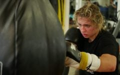 DePaul student prepares for pro boxing debut in front of home crowd