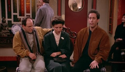 Netflix lands global streaming rights to Seinfeld