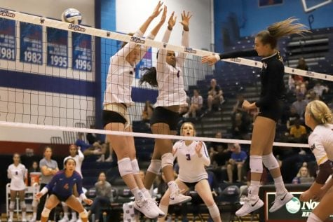 Following strong start, DePaul volleyball disappoints in Chicago Cup