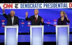 Debate takeaways: Warren attacked, 70s club avoids age issue