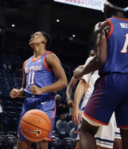 DePaul dominates Marian in exhibition game with a 110-22 victory