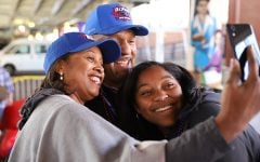 Families catch glimpse of life at DePaul during Family Weekend