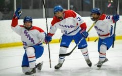 DePaul club hockey sweeps Illinois over weekend