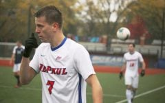 DePaul men's soccer can't capitalize, falls to Xavier 1-0 at Wish Field