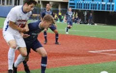 DePaul men's soccer falls to Georgetown offense, settles for draw