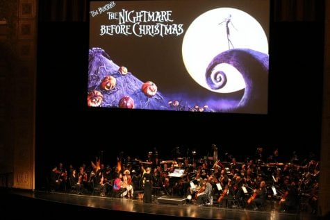 """""""The Nightmare Before Christmas"""" playing at Auditorium Theatre"""