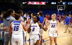DePaul defeats St. Xavier 124-60 in exhibition game