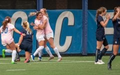 DePaul women's soccer defeats No. 14 Georgetown