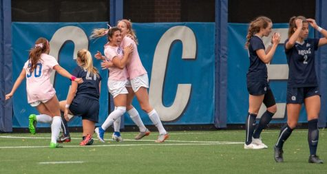 Women's soccer sees newfound success ahead of conference play