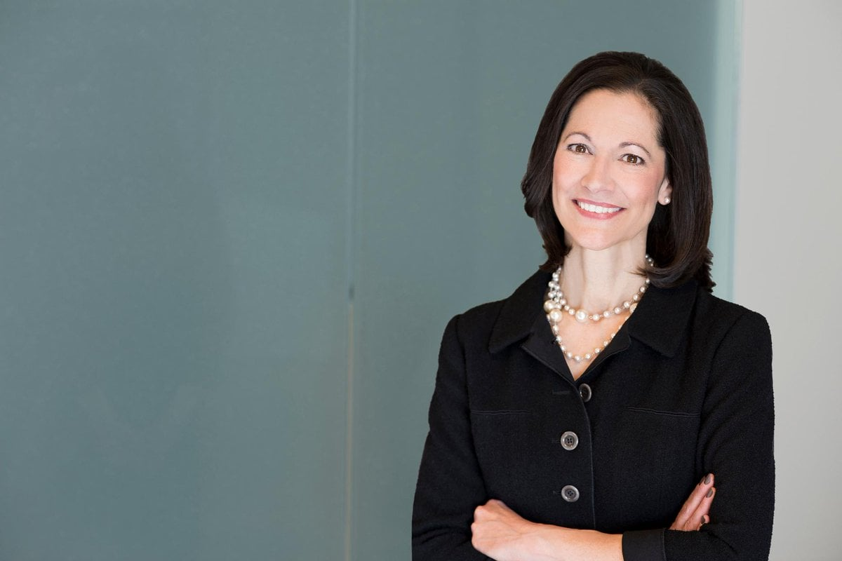 DePaul Trustee Anne Pramagiorre