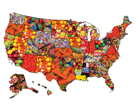 A look at America's favorite sweets
