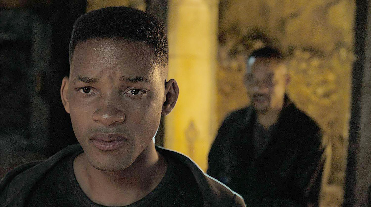 'Gemini Man' starring Will Smith, shows a new way to film movies, in a way that has never been done before in cinematic history.