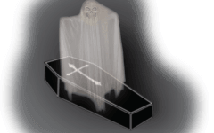 OPINION: The spookiest time of year brings up the existence of ghosts