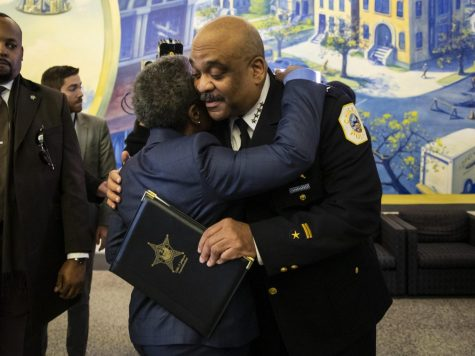 Chicago's top cop retiring after turbulent 3-plus years