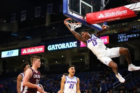 DePaul adds size with grad transfer Olujobi