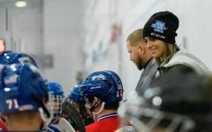 DePaul's inspirational hockey coach leads throughout Chicago