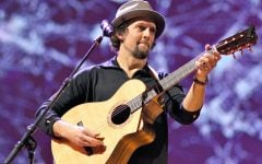 Jason Mraz speaks with The DePaulia on intimate tours, social activism