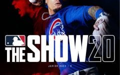 Cubs shortstop graces cover of MLB's video game